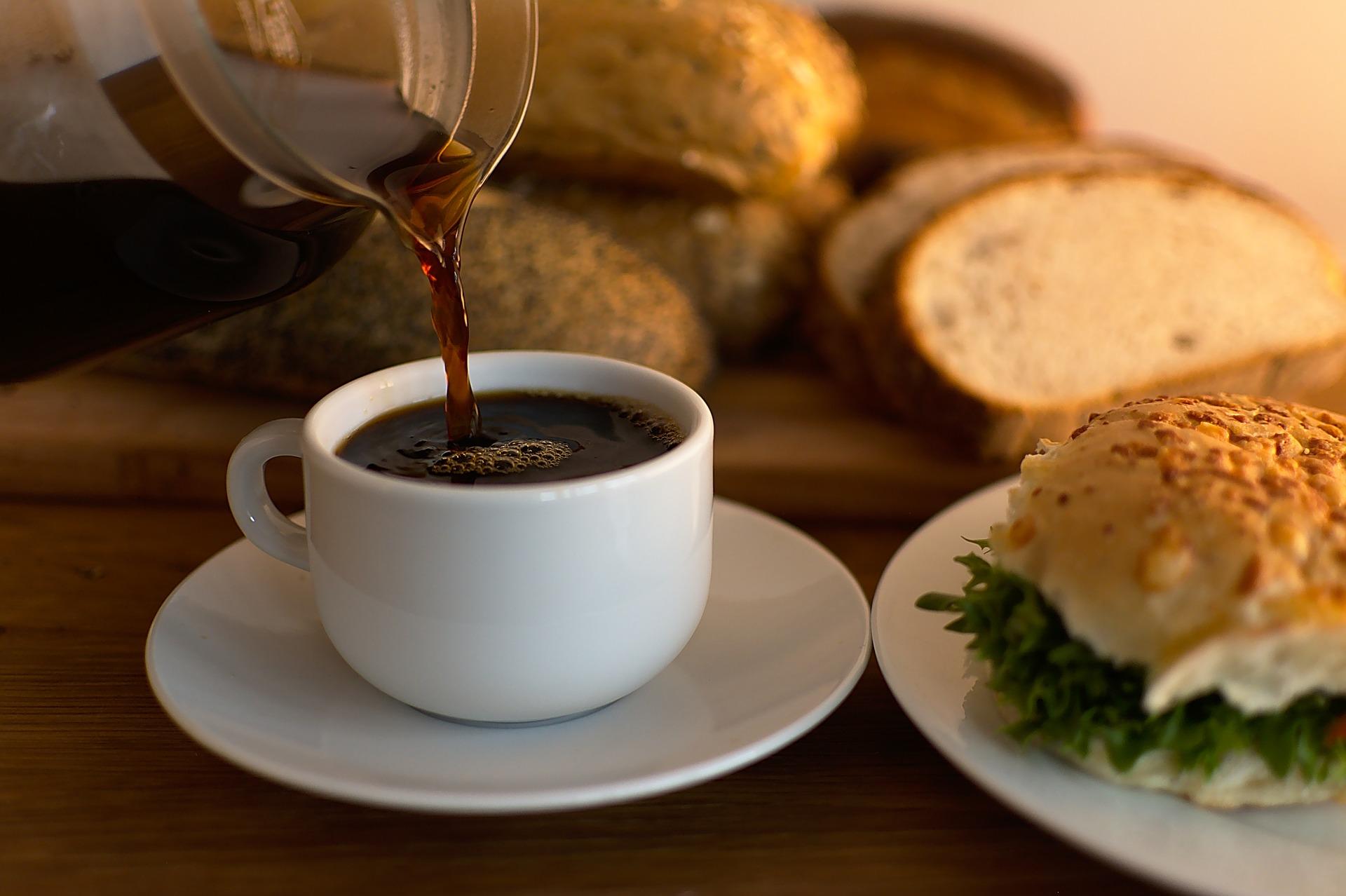LUNCHA I VÅRT CAFÉ